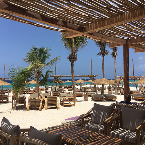 Trouwen op Bonaire kan bij Ocecan Oasis