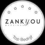 ZankYou Badge met link naar ZankYou website