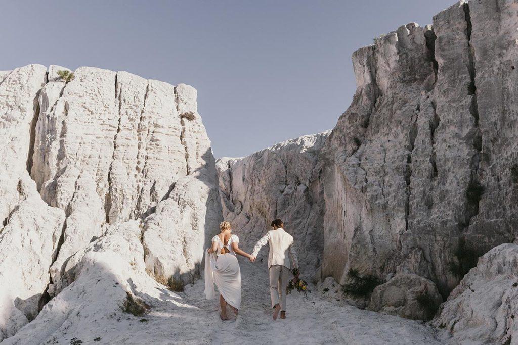 locatie portugal bruiloft met bruidspaar
