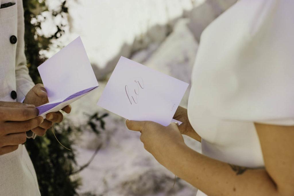 geloften tijdens ceremonie portugal
