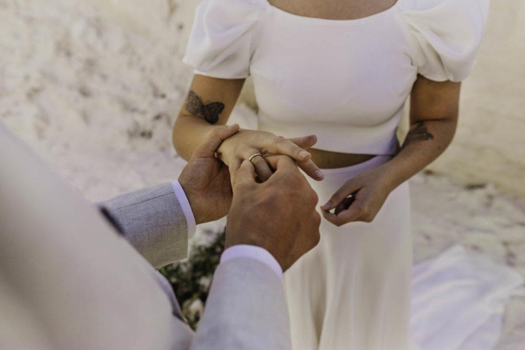 ringen geven ceremonie portugal