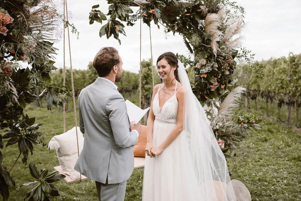 geloften trouwceremonie
