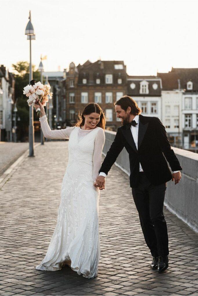 bruidspaar maastricht