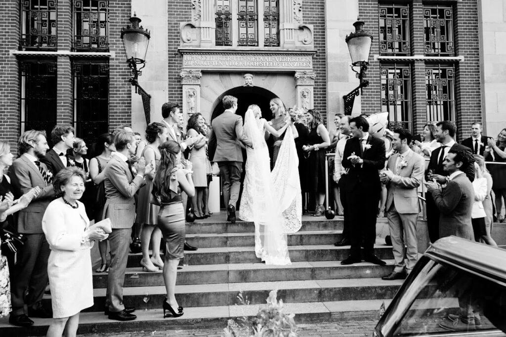 Trouwen Utrecht Muntgebouw