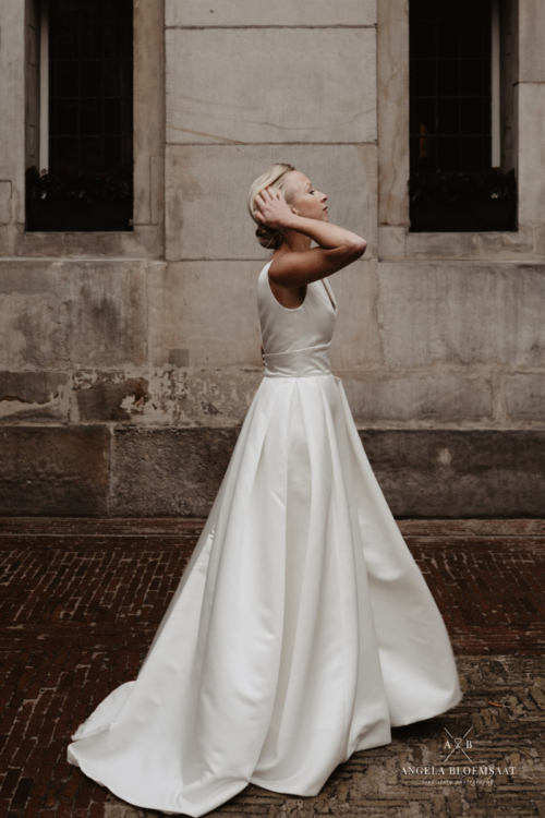 bruid op sjiek